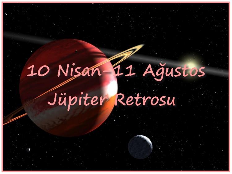 Jupiter Retrosu