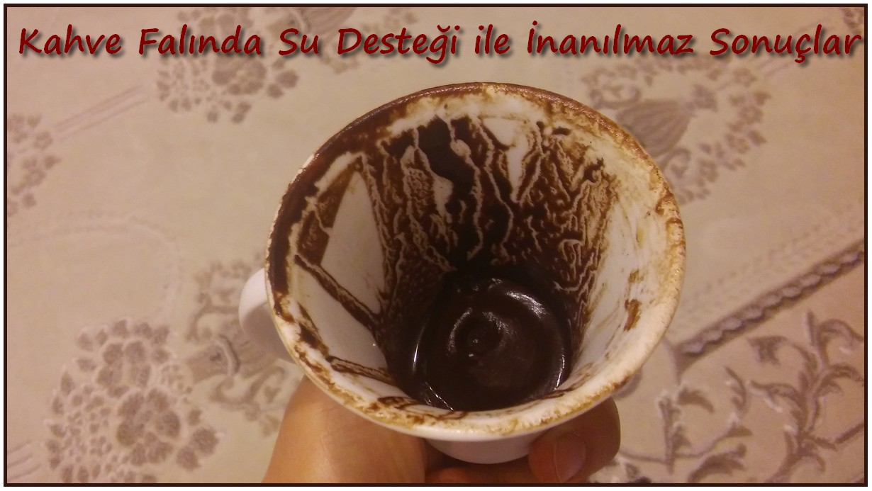kahve falýnda