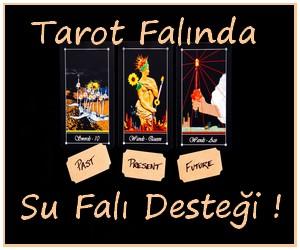 tarot falýnda su falý desteði