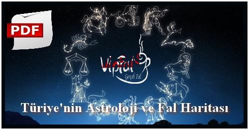 Türkiye'nin Astroloji ve Fal Haritasý