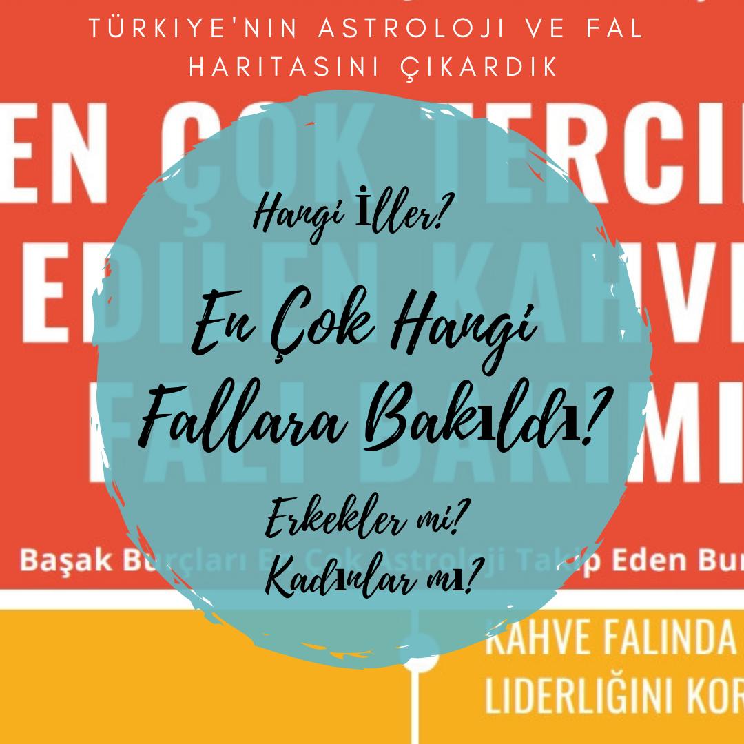 VipFal Özel Ýnfografik Fal Haritasý